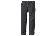 Pantalones Soft Shell Patagonia Simple Guide  gris para mujer